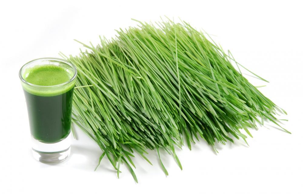 Šťava z pšeničnej trávy a ulcerózna kolitída