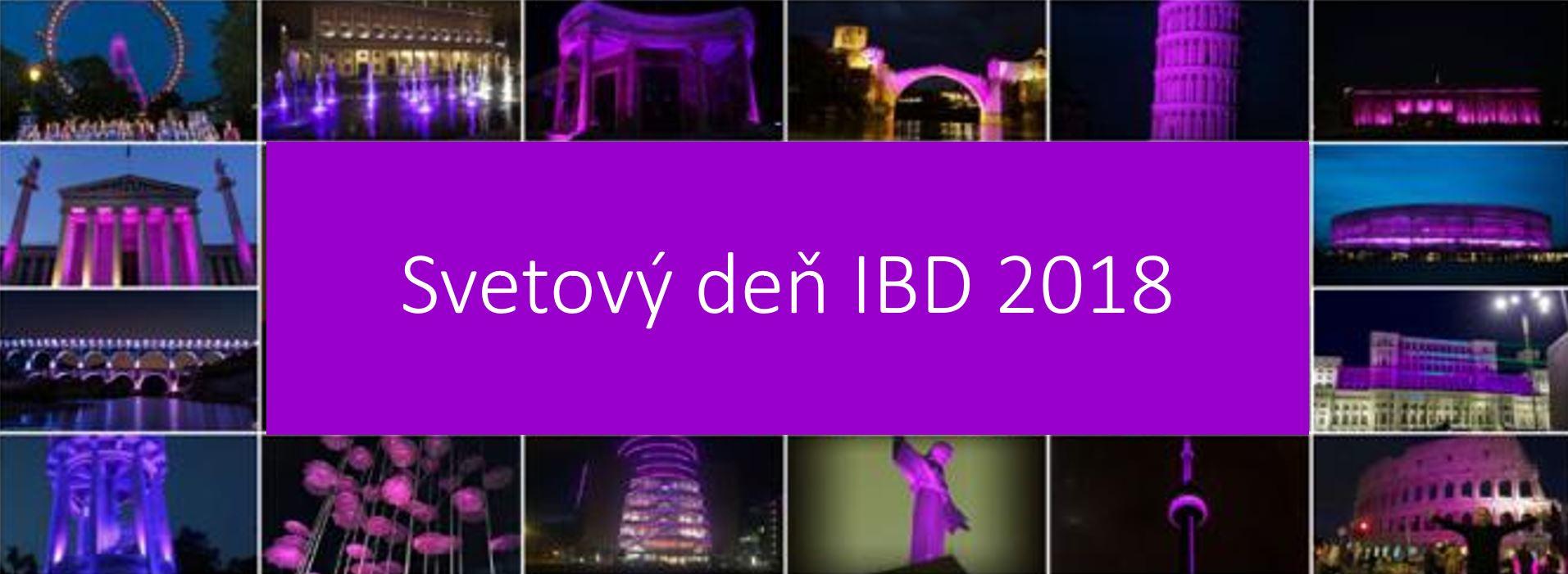 Svetový deň IBD – 19. máj